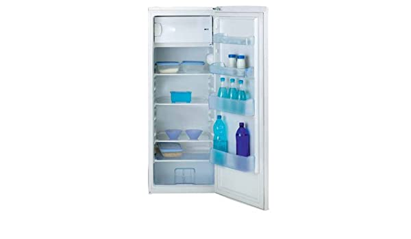 Beko SSA25401 - Nevera combi (Independiente, Blanco, 225 L, SN, 41 ...