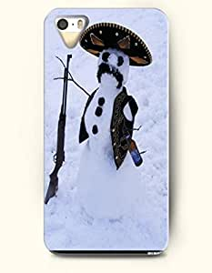 OOFIT iPhone 4 4s Case - A Mighty Snowman
