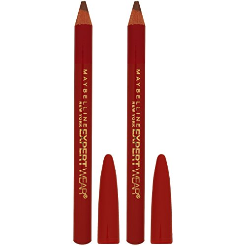 Maybelline New York Expert Wear Twin Brow and Eye Pencils, 1