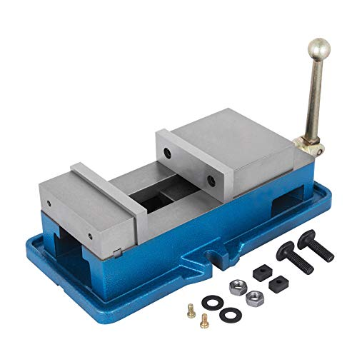 3900-2224 HHIP PRO-Series Angle-Tight Positive-Lock 4 MILLING Vise