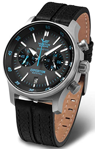 Vostok Europe Expedition North Pole Chronograph