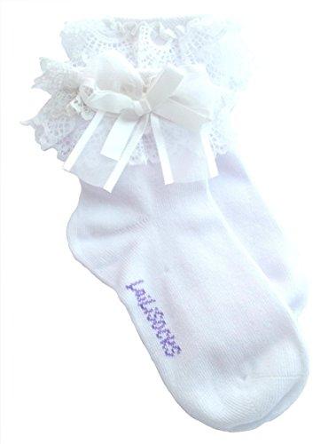 Flower Ankle Socks - 1