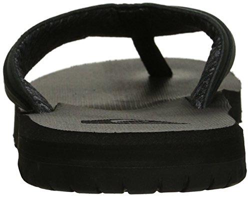 Quiksilver Mens Coastal Oasis Walking Shoe Solid Black CXTGq7i