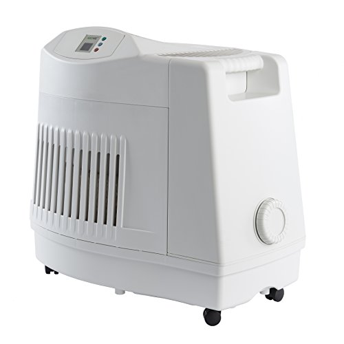 Essick Air AIRCARE MA1201 Whole-House Console-Style Evaporative Humidifier, White