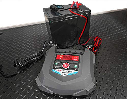 Schumacher SC1280 6/12V Rapid Battery Charger and 15A Maintainer by Schumacher (Image #3)