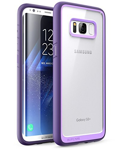 sports shoes dfa0f 23214 SUPCASE Unicorn Beetle Style Case Designed for Galaxy S8 Plus, Premium  Hybrid Protective Clear Case for Samsung Galaxy S8 Plus 2017 Release  (Purple)