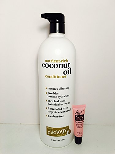 Oliology Nutrient Coconut Conditioner Plumping product image