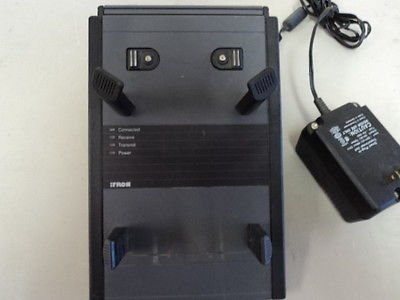 Itron H 0844 6000 Docking Station Charger For Fs 2 With Ac Adaptor Power Supply