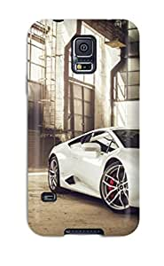 UUsotue5484Plrbo Case Cover Protector For Galaxy S5 Lamborghini Huracan Case
