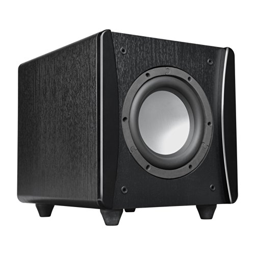 Amazon Com Velodyne 80 Impminib Impact Mini 6 5 Rms Subwoofer 180 W Black Home Audio Theater
