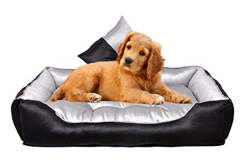 slatters be royal store Rectangular Shape Reversable Dual (Gray and Black) Color Ultra Soft Ethnic Designer Velvet Bed for Dog/Cat (Export Quality) XX-Large (B079LQ14Z3) Amazon Price History, Amazon Price Tracker