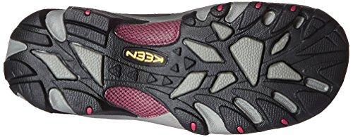 Keen Womens Hoodoo III Waterproof Boot Zinfandel/Sangria