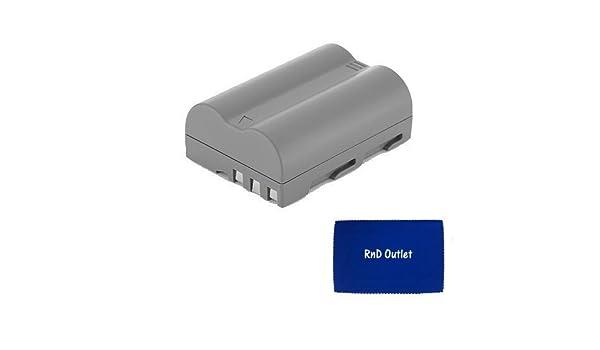 Batería de repuesto Digital ENEL3E EN-EL3e para Nikon D80 Cámara ...