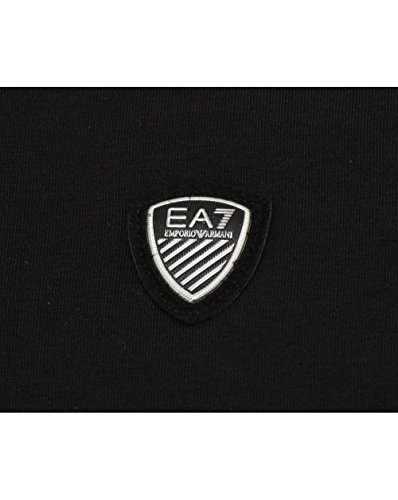 Ea7 Train Soccer Shield Polo XXXL BLACK