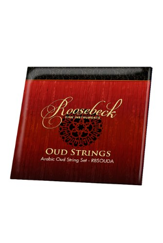 Roosebeck Arabic Oud String Set by Roosebeck
