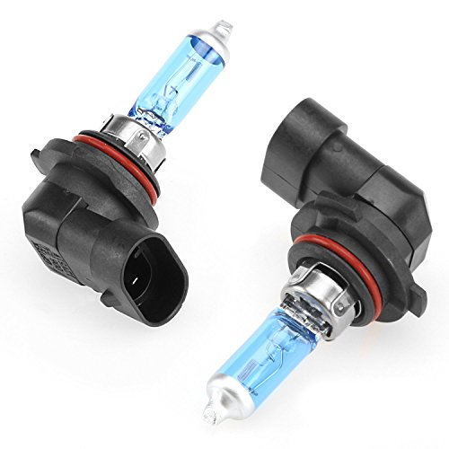 Agptek 9006 Hb4 Halogen Headlight Car Bulbs Ultra Bright