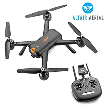 Image of Altair Aerial AA300 GPS Beginner Drone with Camera, 1080p FPV Video & Photography Remote Control Camera Drone w/ Autonomous Return Home, Follow Me, RC Drone for Kids & Adults (Lincoln, NE Company) Quadcopters & Multirotors