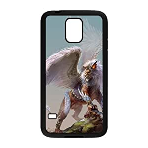 Powerful lions Case Cover Best For Samsung Galaxy S5 KHR-U534619