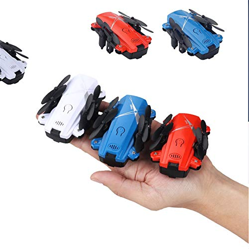 LF602 2.4G Mini FPV Foldable RC Quadcopter Drone Aircraft with 720P HD Wifi Camera Gesture Selfie Altitude Hold❤️