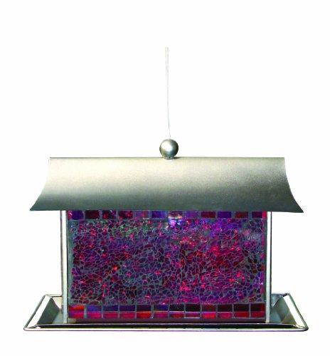 Gardman BA04852 Mosaic Hopper Feeder product image