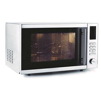 Lacor 69324 - Horno microondas 25lts900w c/plato+grill