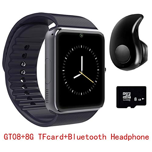 Reloj Inteligente Hot GT08 Bluetooth Sync Notifier con ...