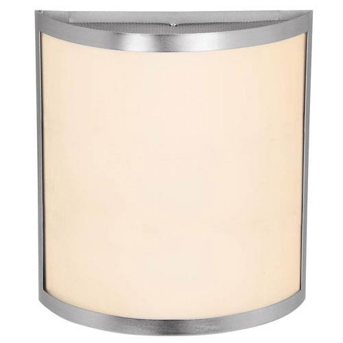 Access Lighting 20439LED-BS/OPL Artemis LED Light Wall Brushed Steel Finish Sconce, Opal ()