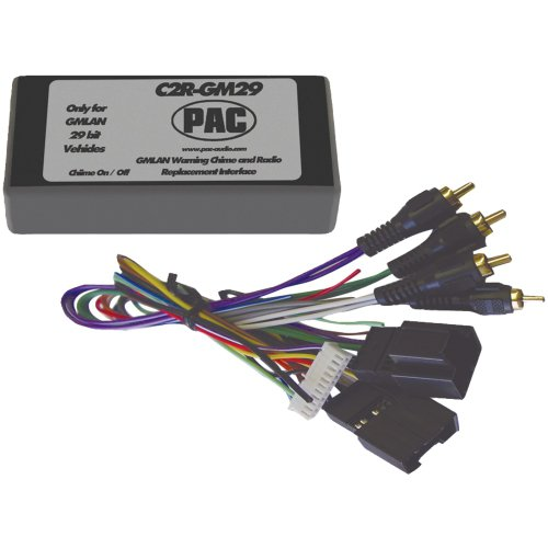 new-pac-c2r-gm29-radio-replacement-interface-29-bit-interface-for-2007-gmr-vehicles-with-no-onstarr-