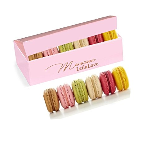 LeilaLove Macarons - 6 Macaron 6 flavors- Baked to order daily by LeilaLove,Inc