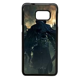 Samsung Galaxy Note 5 Edge Phone Case Black Bloodborne VKL3076854