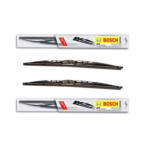 2 x Limpiaparabrisas ? 550/650 mm Bosch Eco de Juego: Amazon.es: Coche y moto