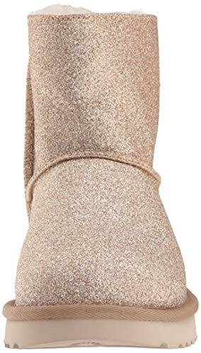 1100053 Bailey Sparkle Mini slvr Ugg Gold W Bow xSgfnO