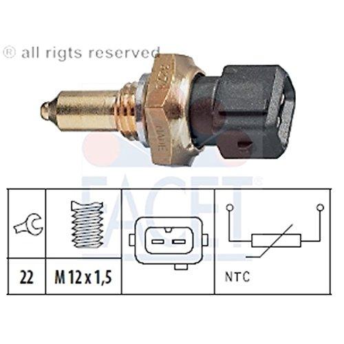 Facet - 7.3272 - Coolant/Oil/Fuel Temperature Senders
