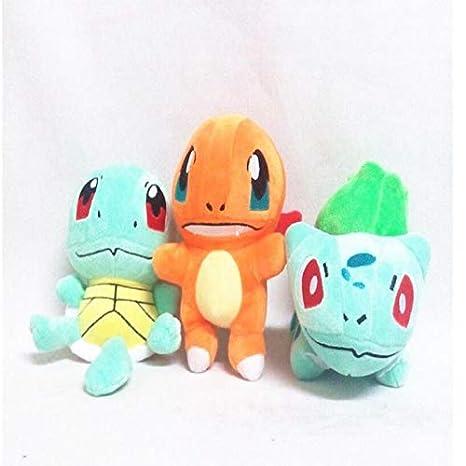 Amazon.com: LyZim - Juego de 4 juguetes de peluche de 6 ...