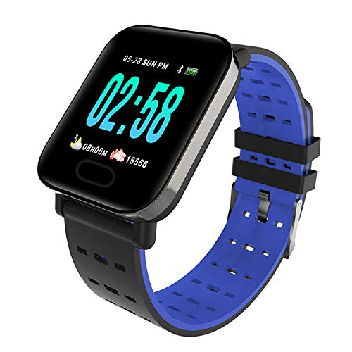 M20 1.3Inch Smart Watch Real-time Heart Rate Monitor Pedometer USB Chargable Sports Braclet (Mp3 Player Braclet)
