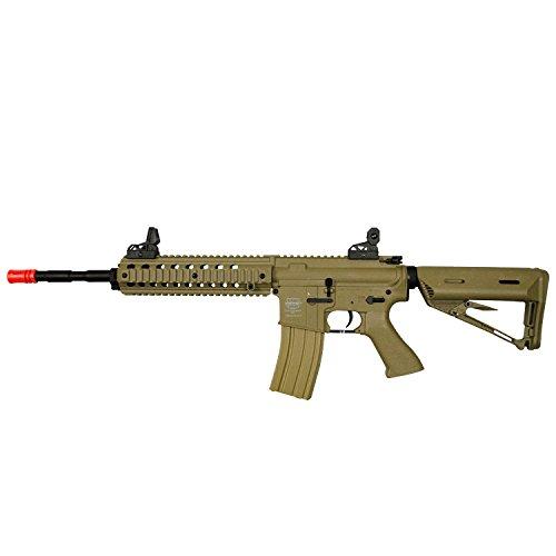 V-Tac 74213 Valken Battle Machine AEG Mod-L Rifle, Dessert