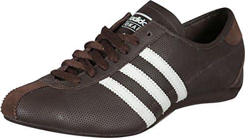 Aburrir niebla Compadecerse  adidas Okapi W Schuhe 8,0 mid Brown/White: Amazon.de: Schuhe & Handtaschen