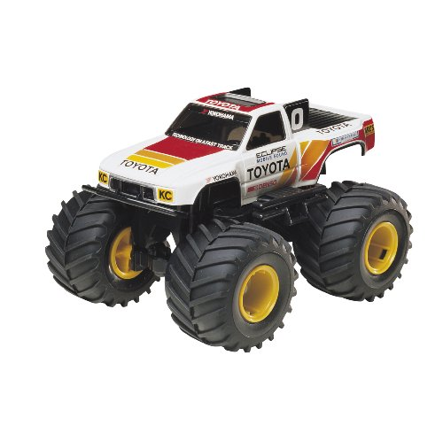 (Tamiya Model Mini 4WD Racing Car 1/32 TOYOTA MONSTER RACER JR. 17009)