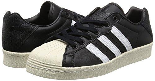 3 44 Sneaker Noir 80s Originals 2 Ultrastar Adidas Bb0172 Taille Fqgvw4xCn
