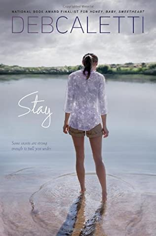 book cover of Stay