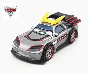Amazon.com: Pixar Cars Kabuto Metal fundido COCHE de juguete ...