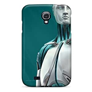 S4 Scratch-proof Protection Case Cover For Galaxy/ Hot Eset Android Dark Phone Case