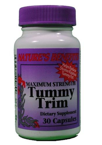 Tummy Fat Reducer Garniture Dietary Supplement 30 Capsules