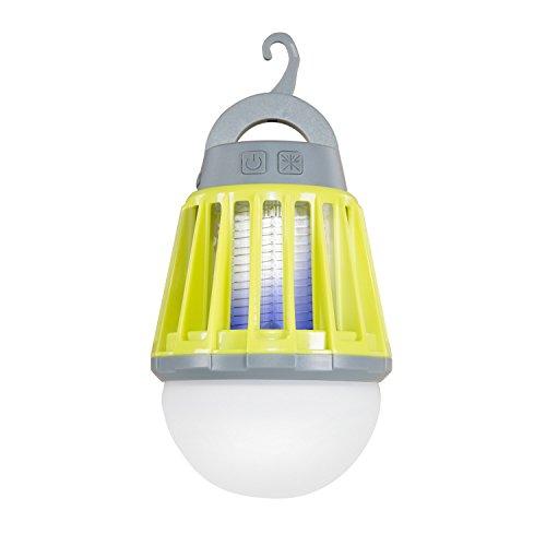 Stansport 2 in 1 Lantern Bug Zapper, Green