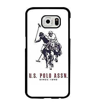 Polo Ralph Lauren] Galaxy s6 Fundas Case Cover, Luxury Brand Logo ...