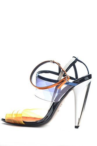 Fendi Sandali Donna MCBI122005O PVC Multicolor