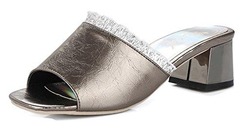 Sandales Dentelle Et Toe Orteil Mode Femme Aisun Peep pFw4axYq