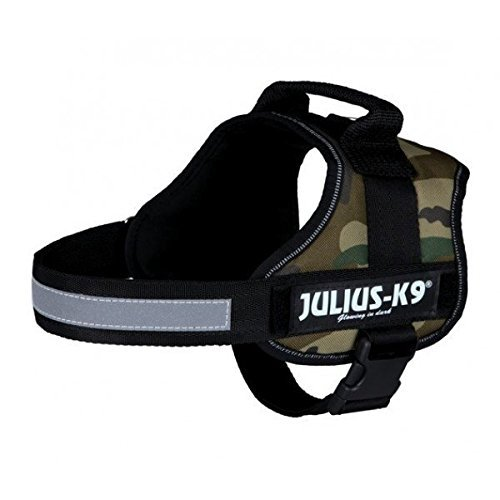 Julius-K9 Powerharness Camouflage, Size 1