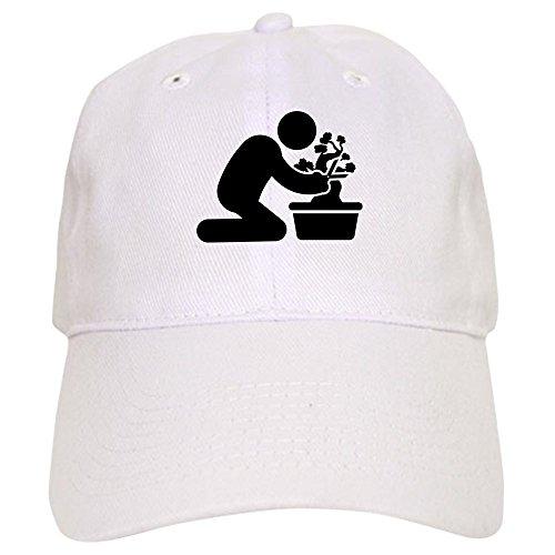 CafePress - Bonsai Lover - Baseball Cap with Adjustable Closure, Unique Printed Baseball Hat (Bonsai Lover)