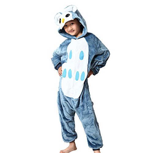 WSLCN Childrens Boys Girls Animal Onesie Unisex Cosplay